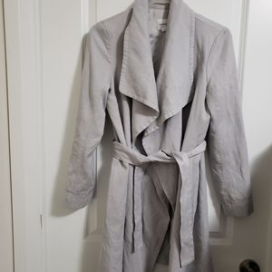 Club monaco waterfall coat